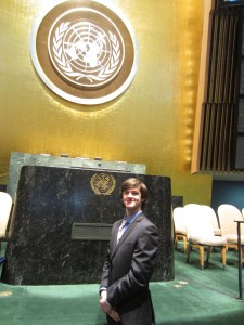 Ron Danenberg United Nations