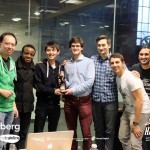 Second place at HackTrain 3 days hackathon